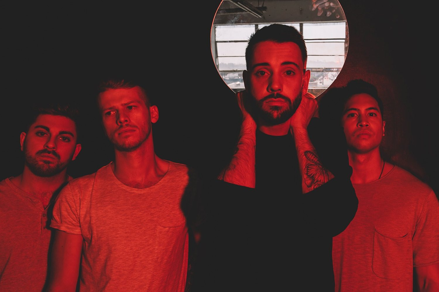 Selfish Things have teamed up with Andy Leo from Crown the Empire for their new track 'Blood'
