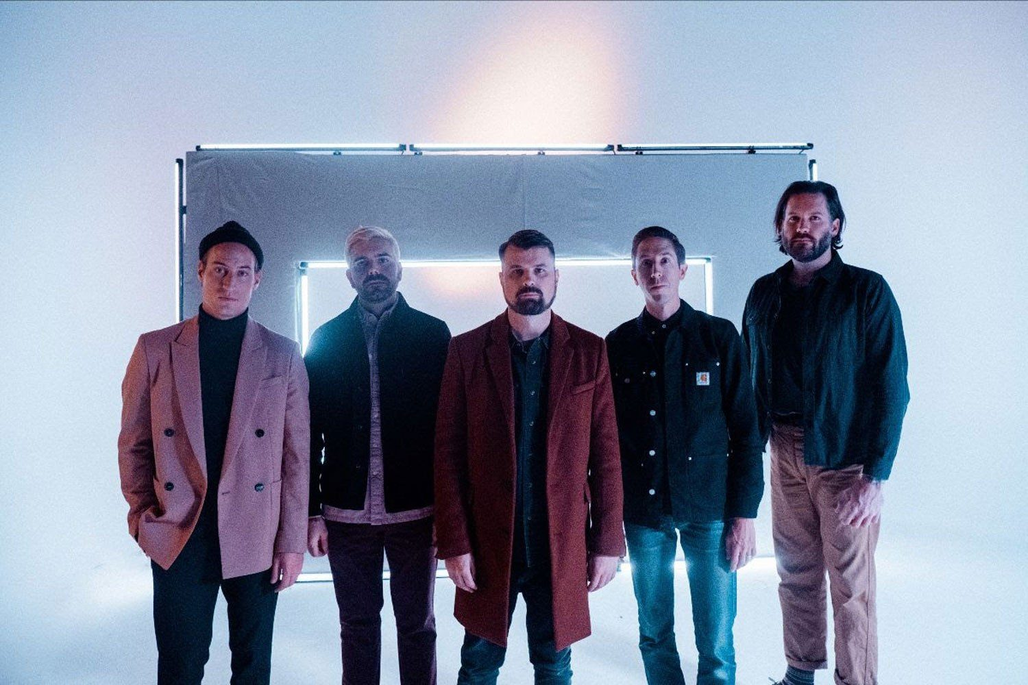 Silverstein have shared their new track, 'Bad Habits (Feat. Intervals)'