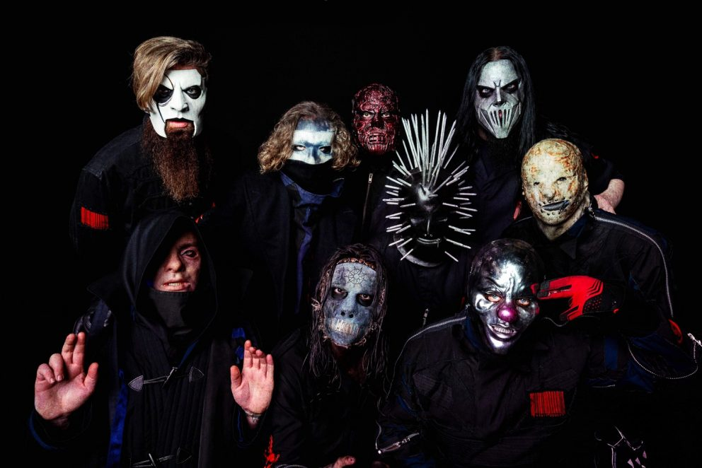 Slipknot are back with a brand new track, 'Unsainted'