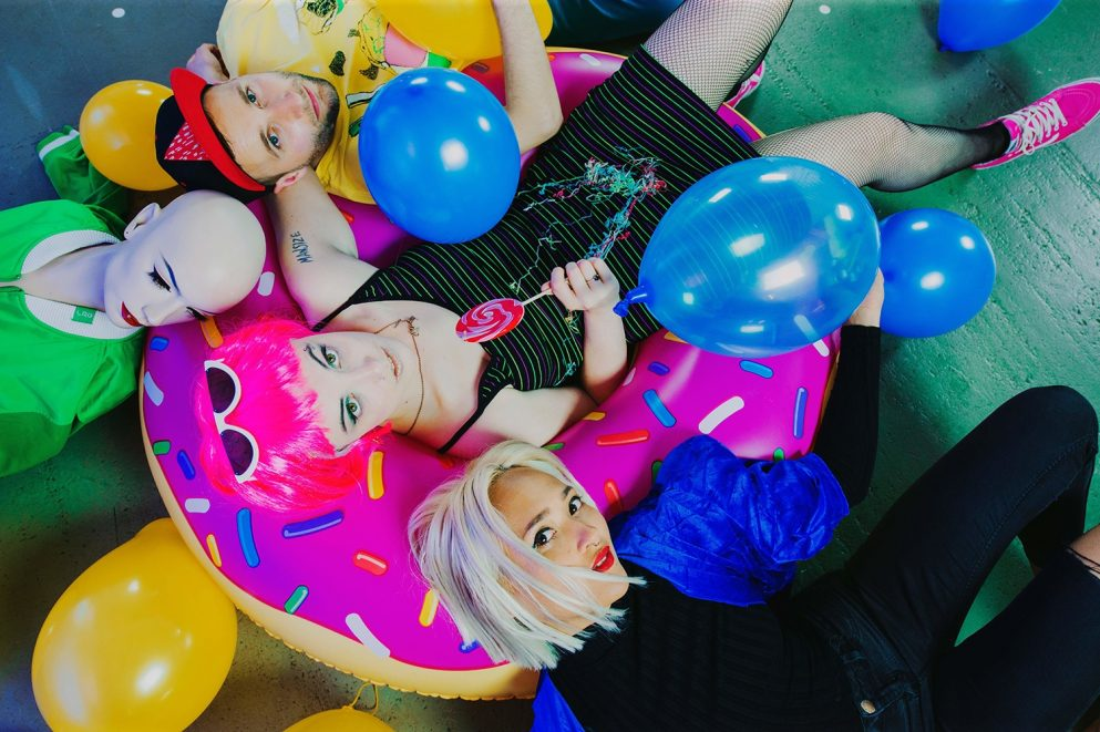 Soeur have released a new video for 'Don't'