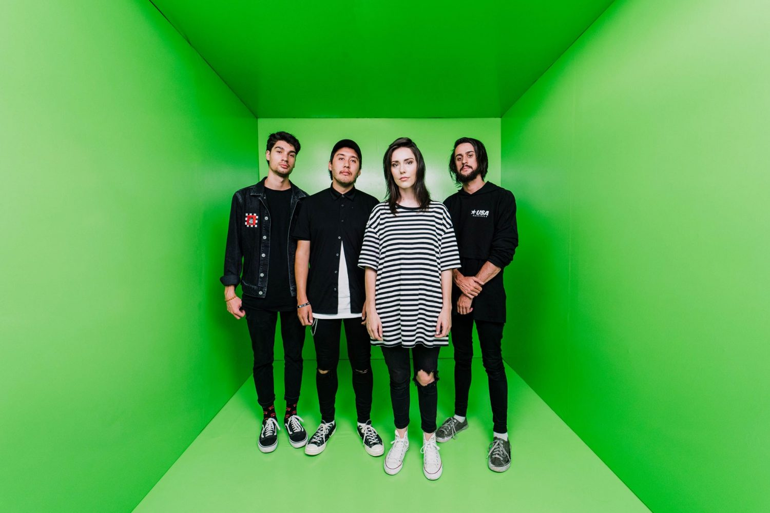 Stand Atlantic have released a new tune, 'Wavelength'