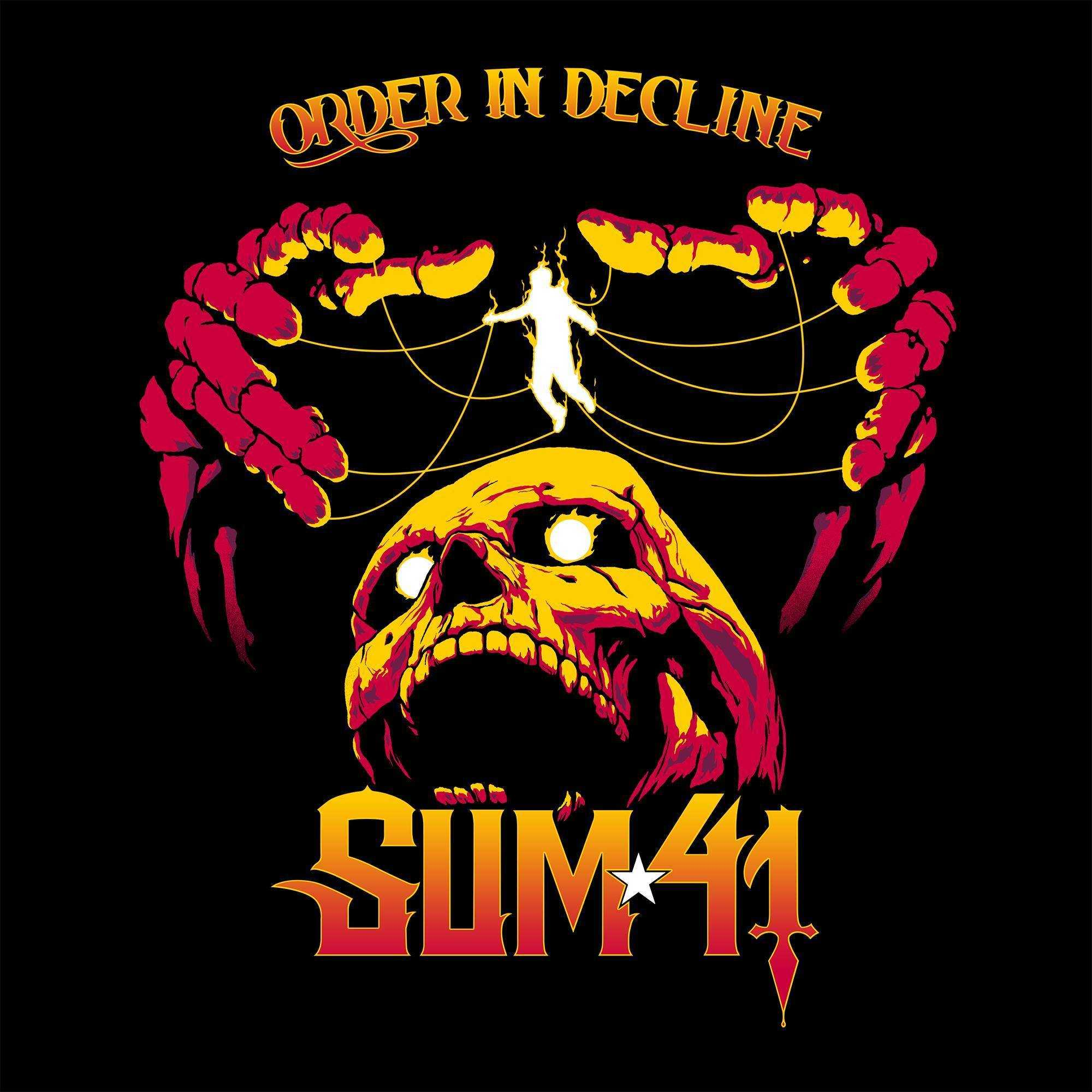 Sum 41 hold nothing back on 'Order In Decline'