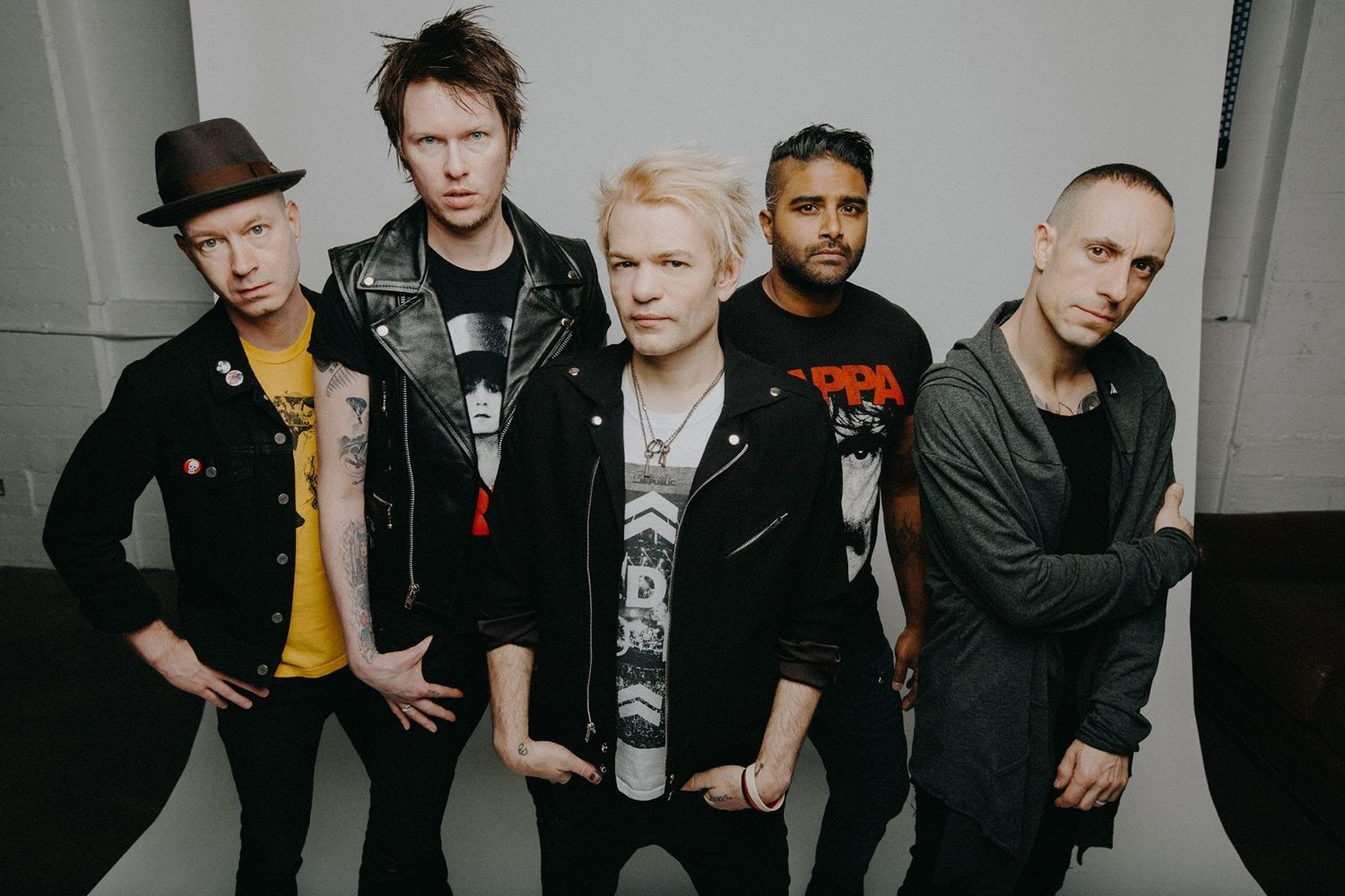 Sum 41 are going to play an intimate London headline show later this month