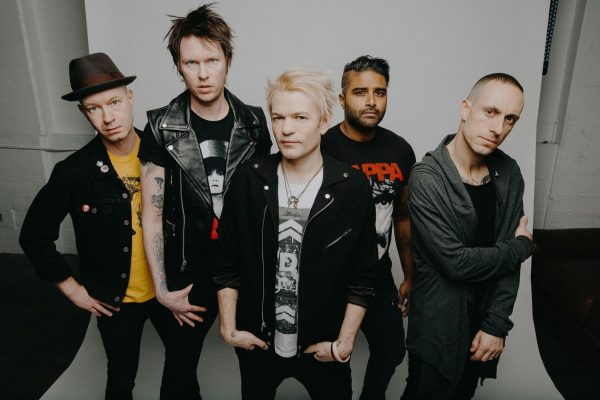 Sum 41's seventh album 'Order In Decline' is arriving this summer