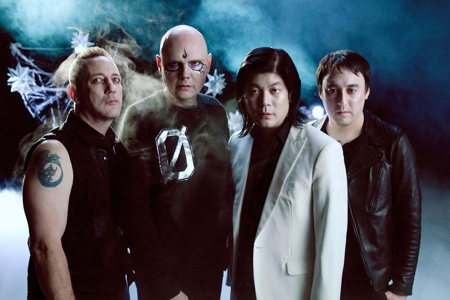 Smashing Pumpkins' have announced their new album, 'Shiny And Oh So Bright, Vol. 1 / Lp: No Past. No Future. No Sun.'