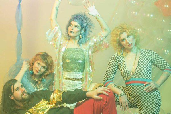 Check out 'Hologram', a cut from Tacocat's new album 'This Mess Is A Place'