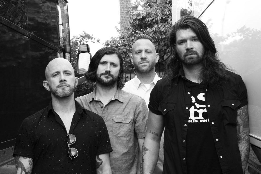 "Taking Back Sunday: ""How awful would it be if we had written the same album six times?"""