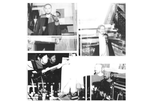 The Twilight Sad have dropped two dark new singles, 'Rats' and 'Public Housing'