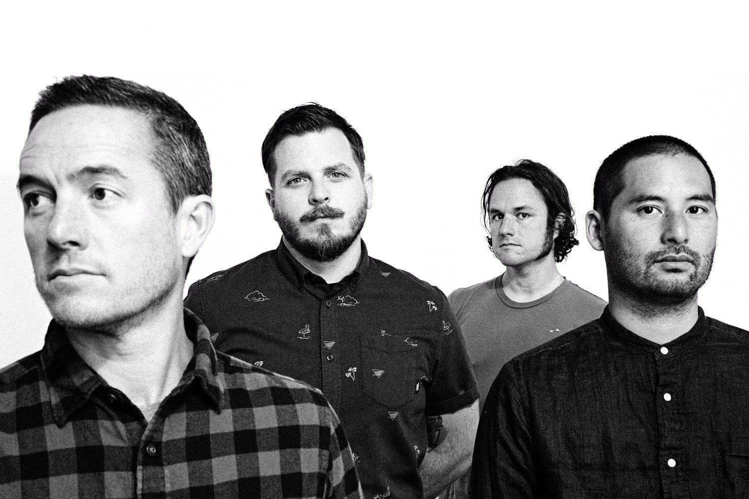 Thrice and Refused are teaming up for a UK co-headline tour