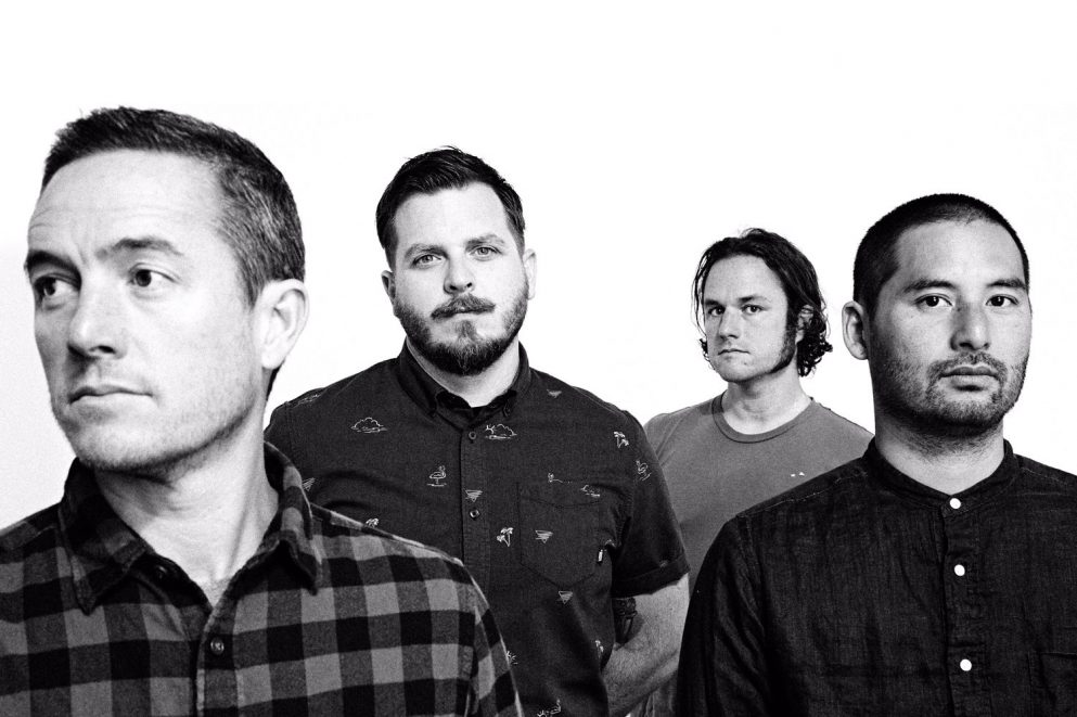 Thrice have released a new video for their uniting single, 'Only Us'