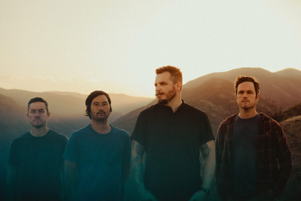Thrice have released new album track 'Summer Set Fire To The Rain'
