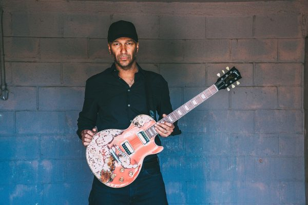 Tom Morello has released his feature-packed new album, 'The Atlas Underground'