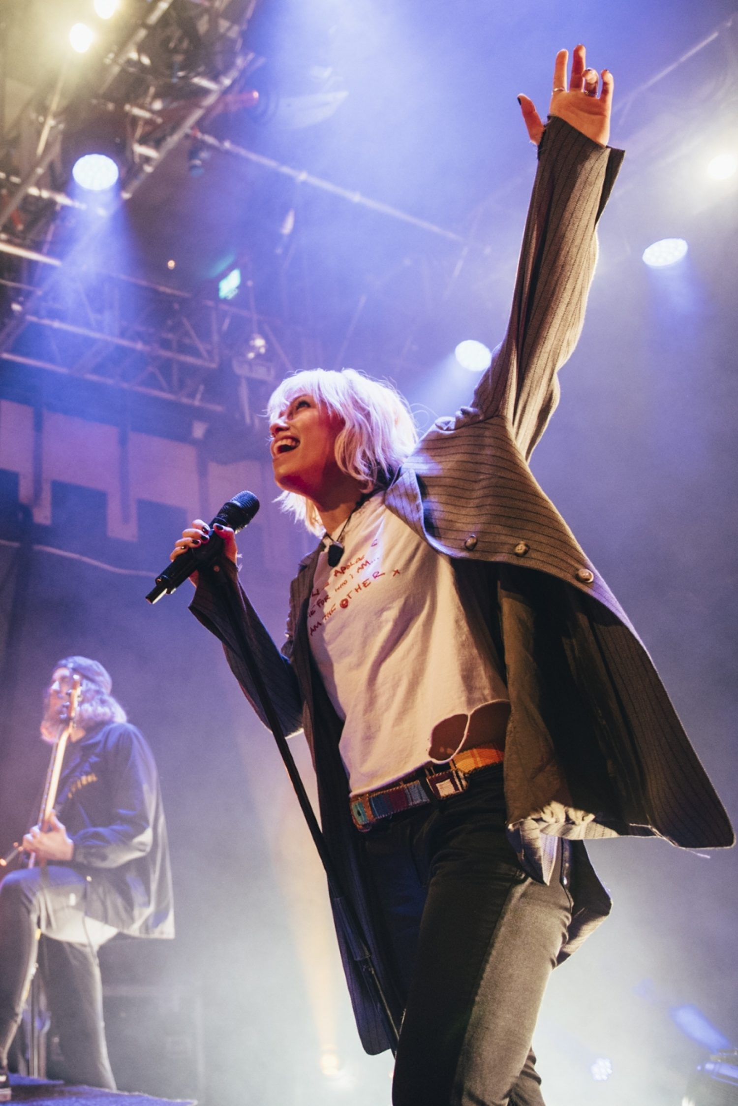 Tonight Alive celebrate their journey at London's o2 Islington
