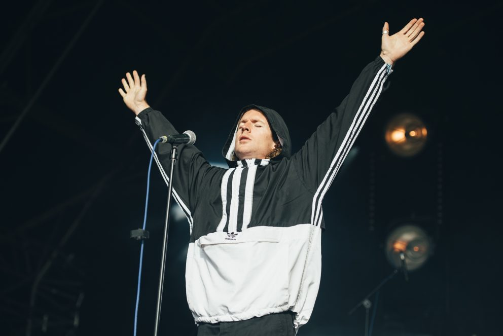 Have a gander at these photos of Turnstile playing 2000trees 2019