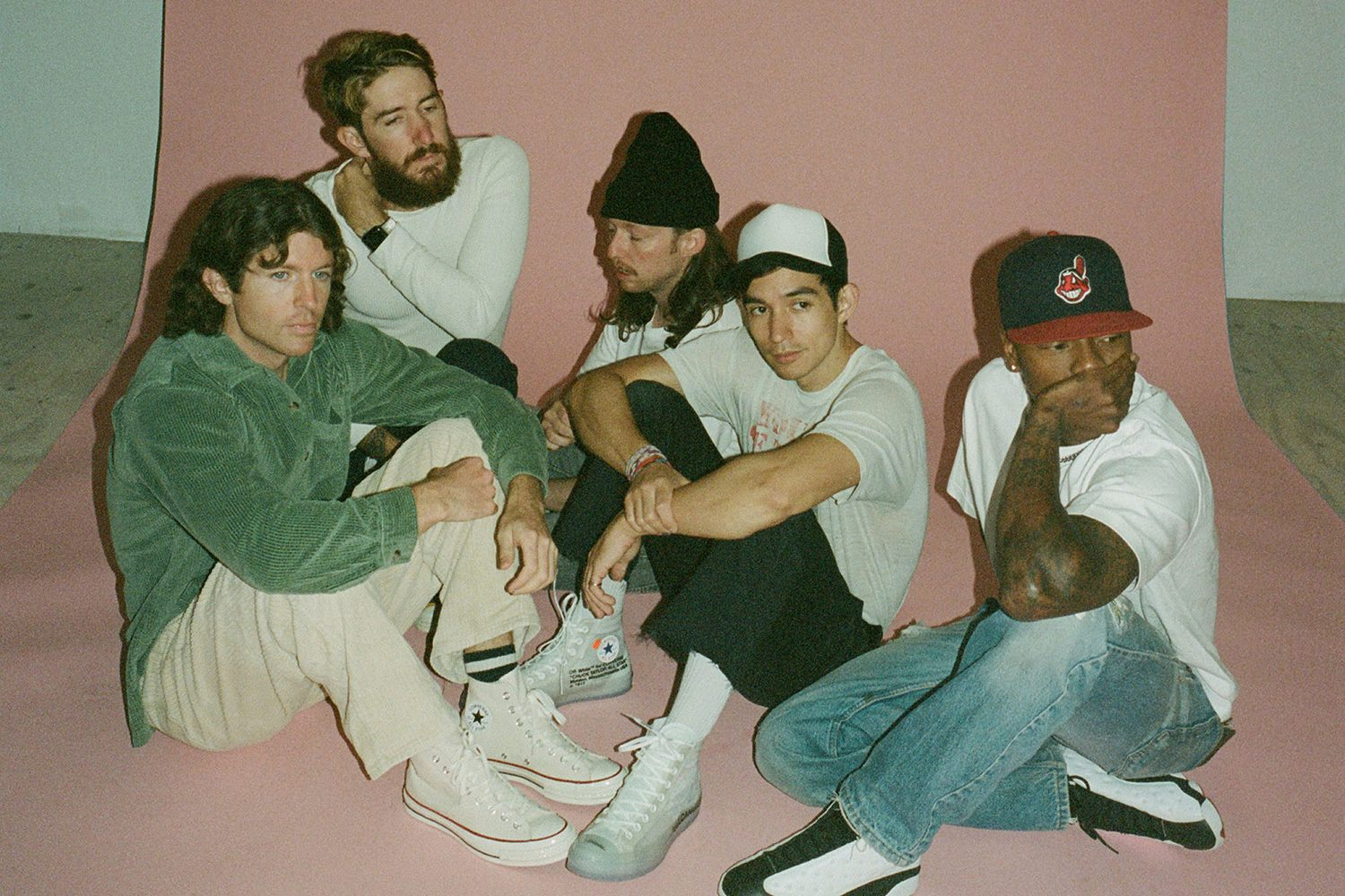"""Turnstile: """"The hardcore scene allows freedom to be who you are"""""""