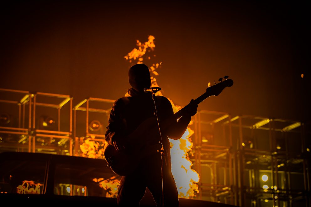 Twenty One Pilots are at the peak of their power at Wembley Arena