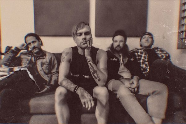 The Used have dropped a brand new single, 'Blow Me (Feat. Jason Aalon Butler)'
