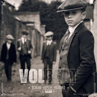 Volbeat's 'Rewind, Replay, Rebound' is one big rockabilly dance-off