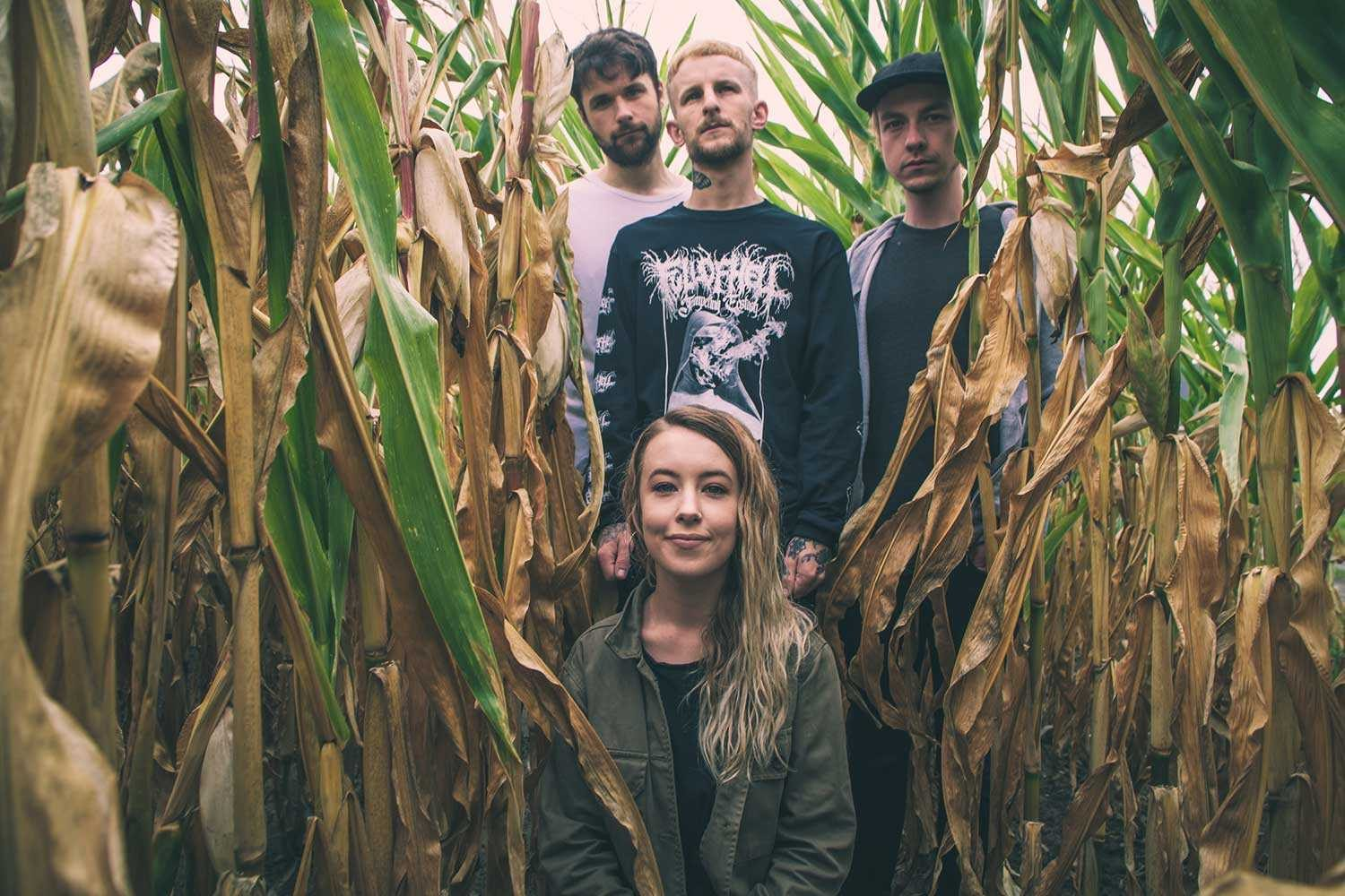 Check out The Winter Passing's new single, 'Patience, Please'