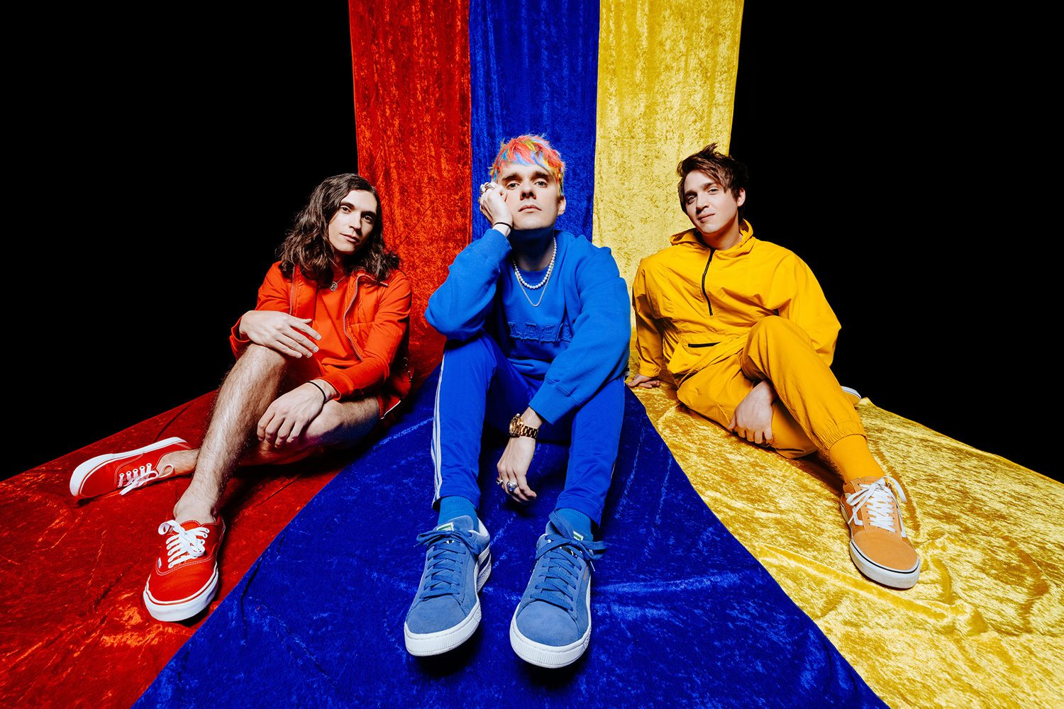 Waterparks have dropped a new album teaser, 'You'd Be Paranoid Too (If Everyone Was Out To Get You)'