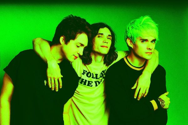 Waterparks are back with a new single, a new label, and a new... erm... colour?