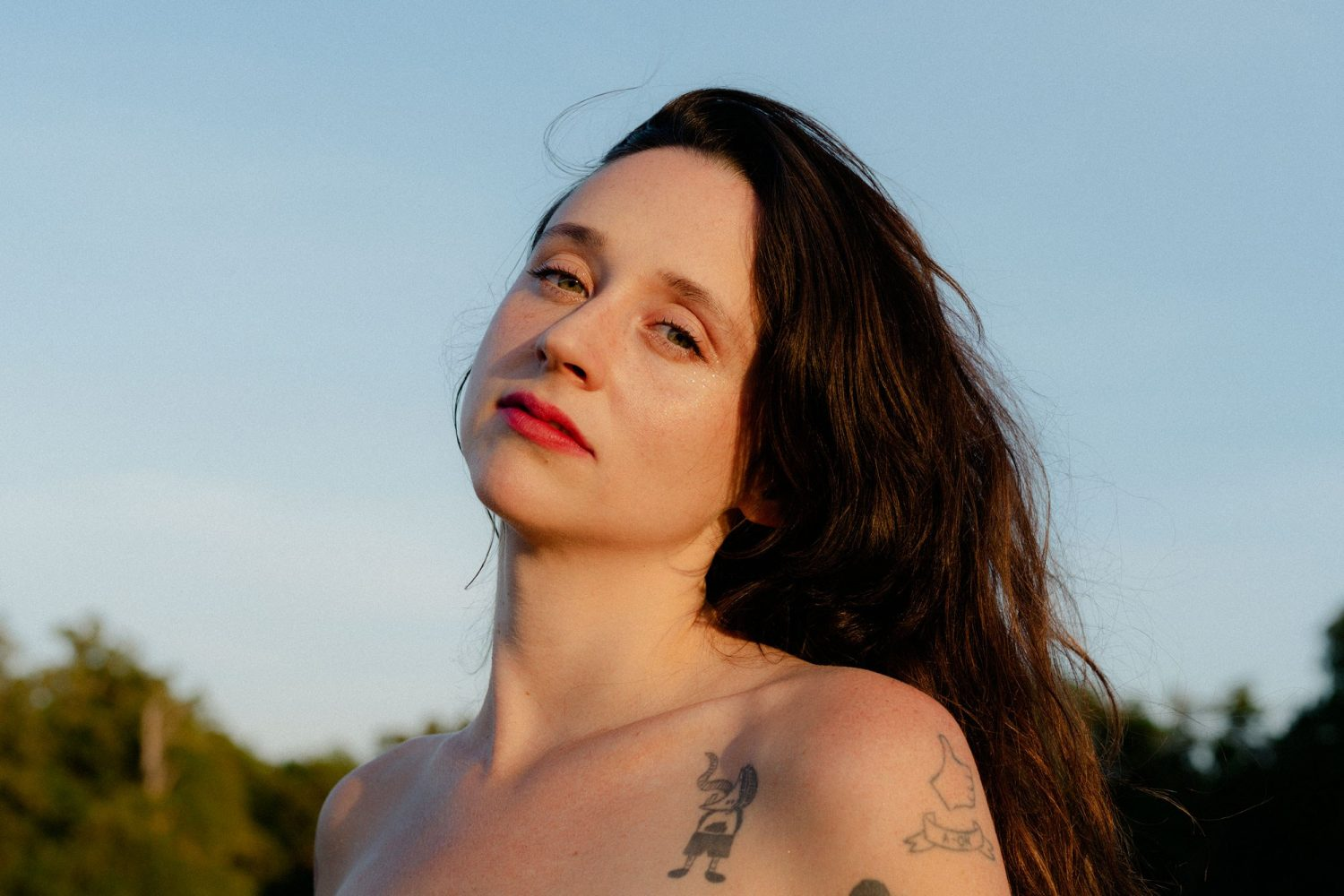 Waxahatchee has released another new track, 'Can't Do Much'