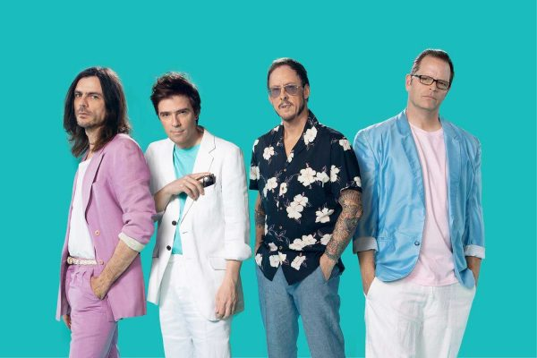 Check out Weezer's contribution to the Frozen 2 soundtrack