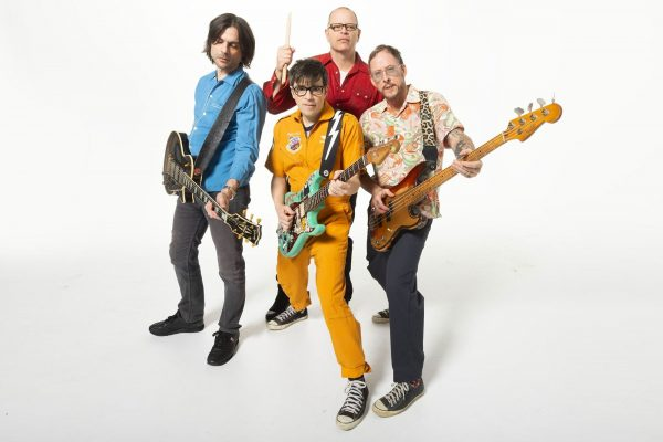 There's a brand new Weezer album, and it's coming next week!