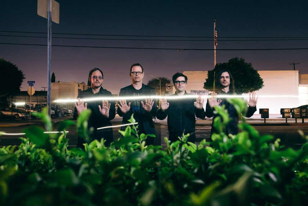 Weezer have dropped a new video for their track 'California Snow'