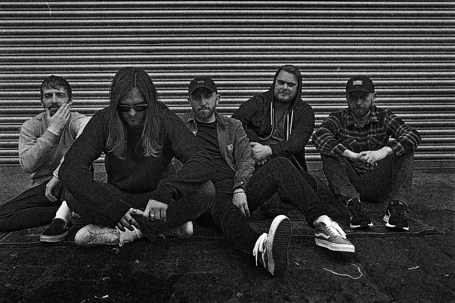 """While She Sleeps are pushing boundaries: """"We don't have to write inside a little box to please the metal world"""""""