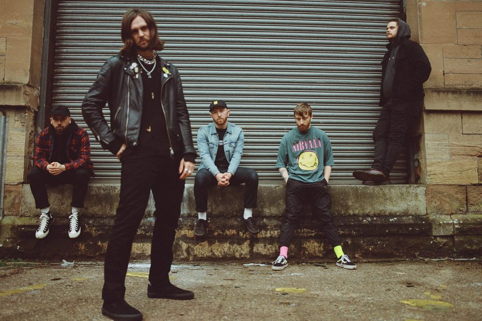 """While She Sleeps: """"We've got a lot of shows coming up; it'll be really special"""""""