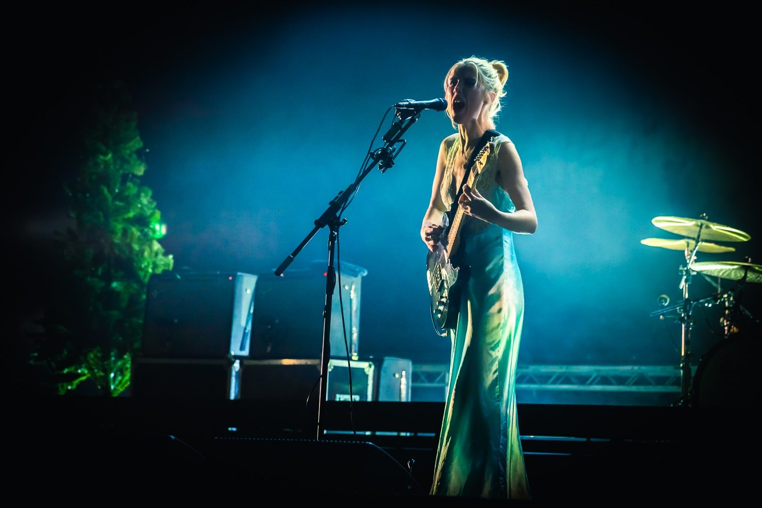Wolf Alice are the perfect band for 2018 as they come home to Brixton Academy