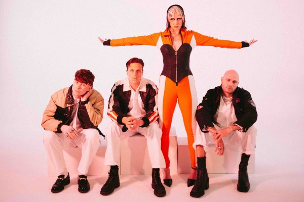 Yonaka have unveiled their 'Seize The Power' mixtape, plus new single 'Raise Your Glass'