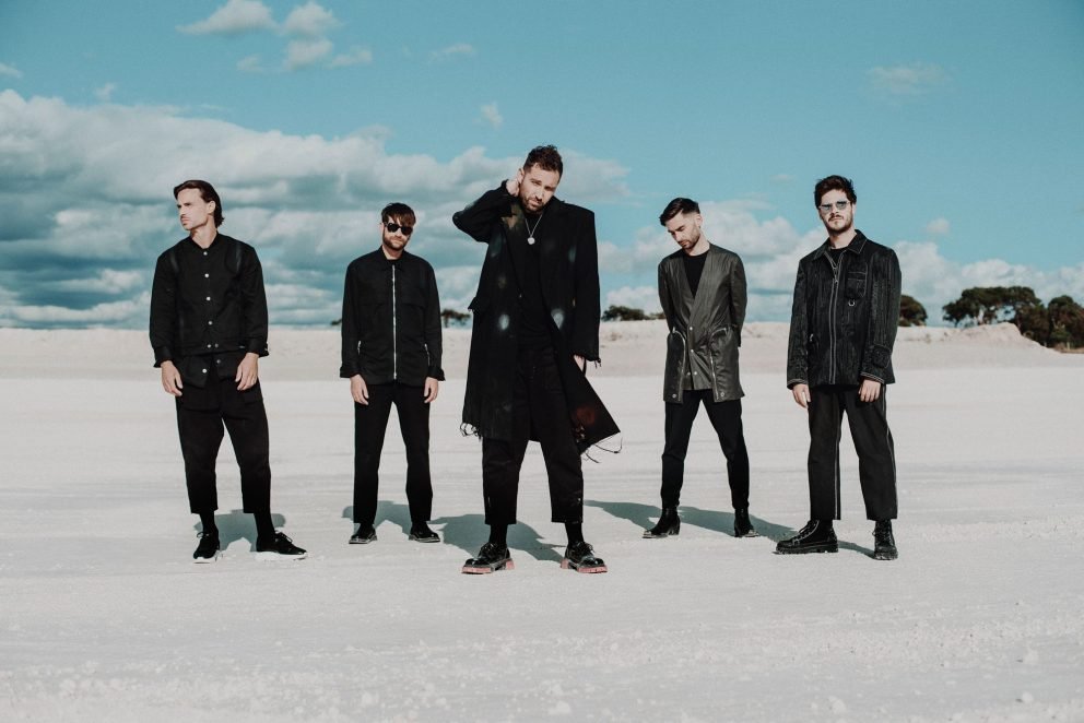 """You Me At Six: """"Everything we've done has led to the position we're in now"""""""