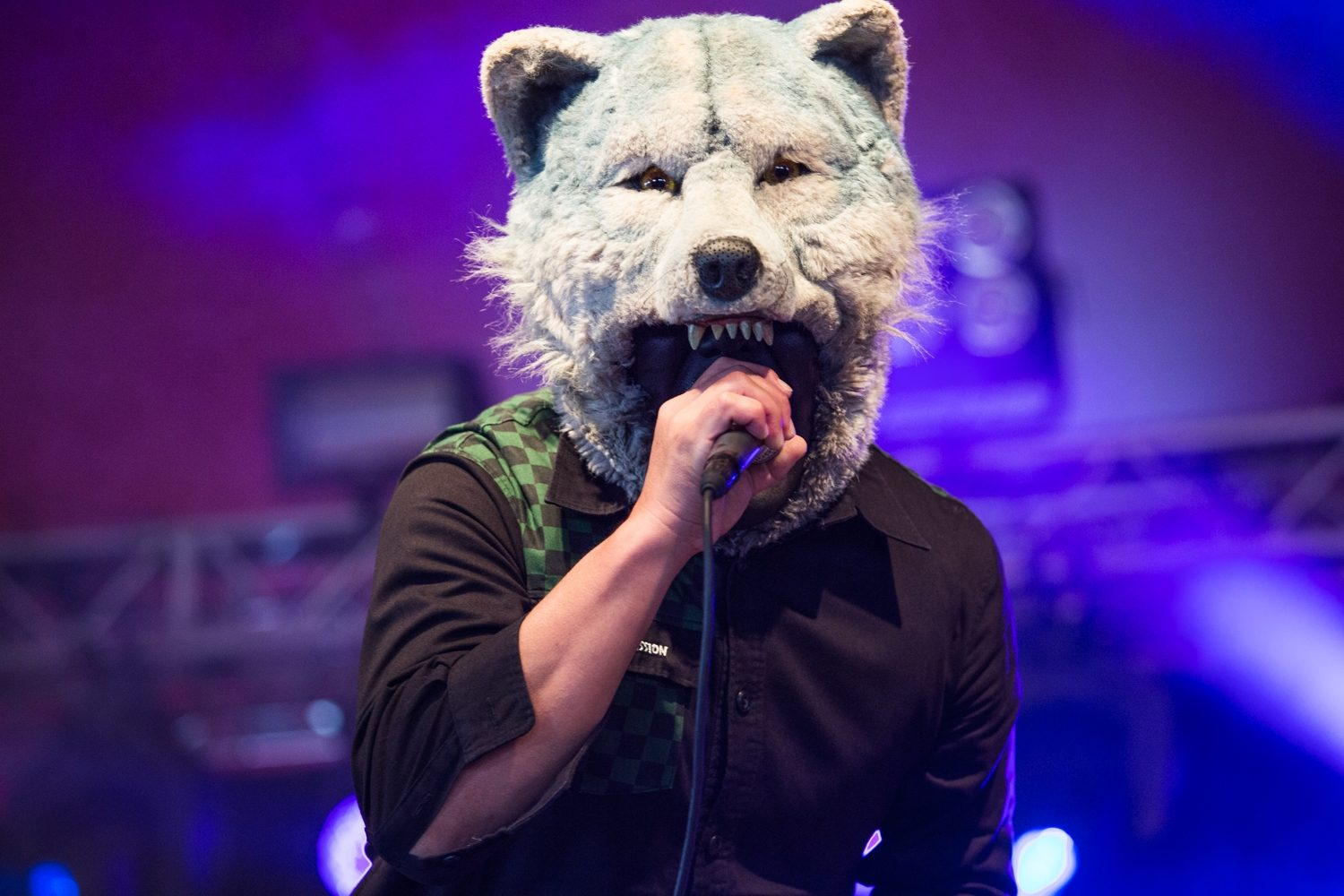 Man With A Mission have booked in a new headliner at London's 100 Club