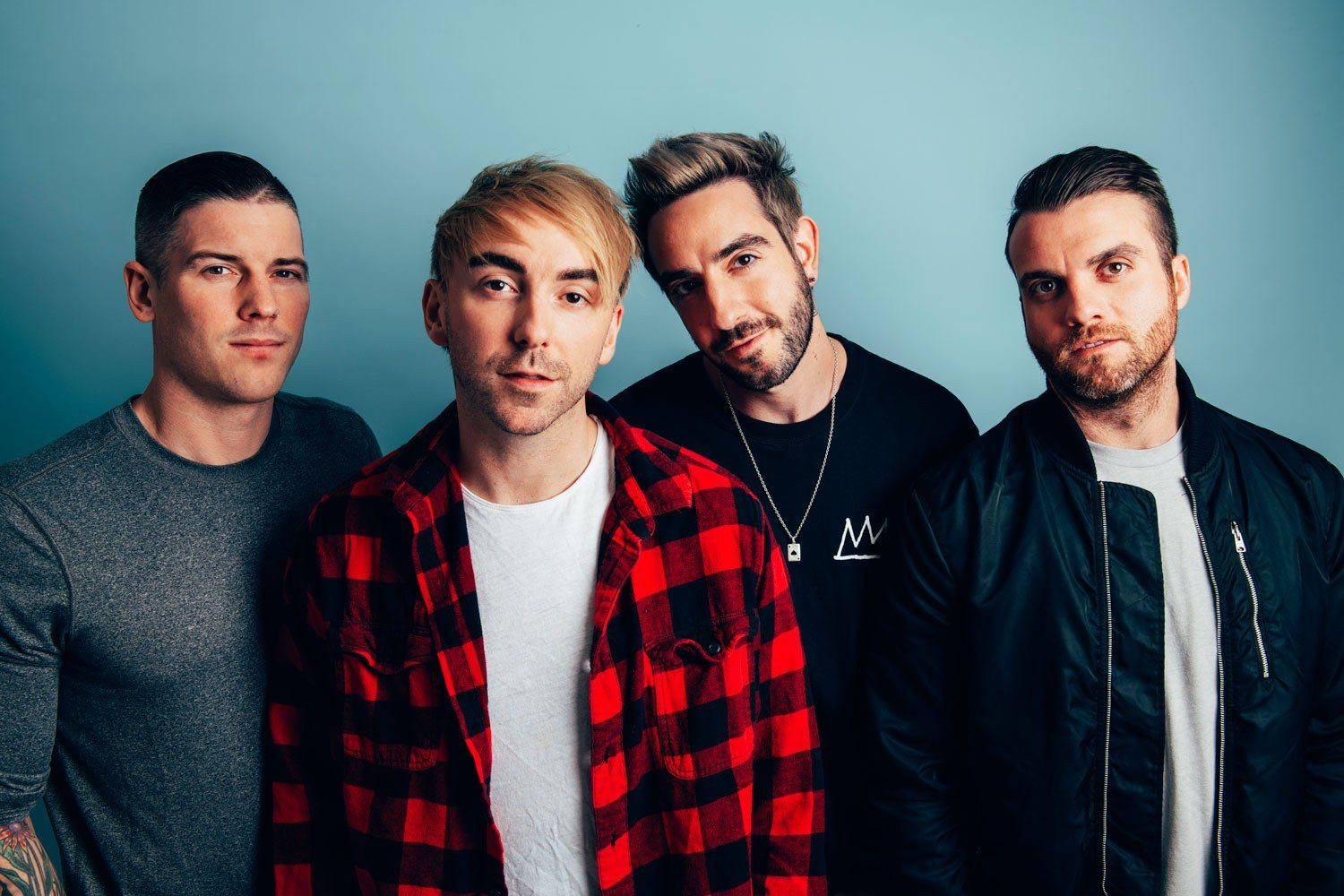 Here's another new All Time Low banger, 'Melancholy Kaleidoscope'