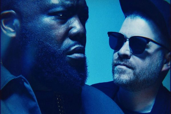 Introducing the new issue of Upset, featuring Run The Jewels