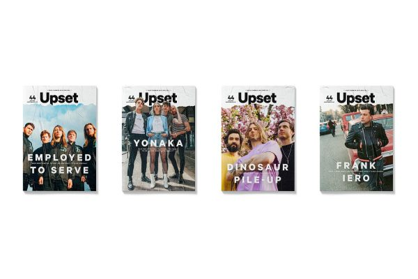 The new Summer Special edition of Upset is out now!