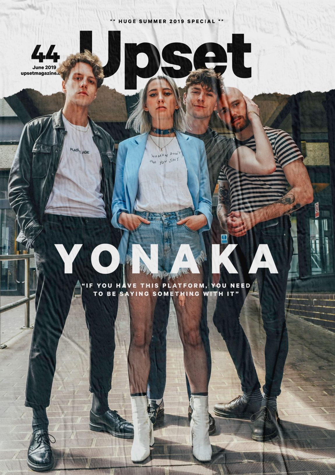 June 2019 (Yonaka cover)