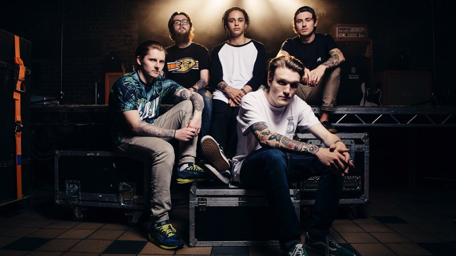 Neck Deep Talk Teaming Up With A Day To Remember On Lifes Not Out Get You