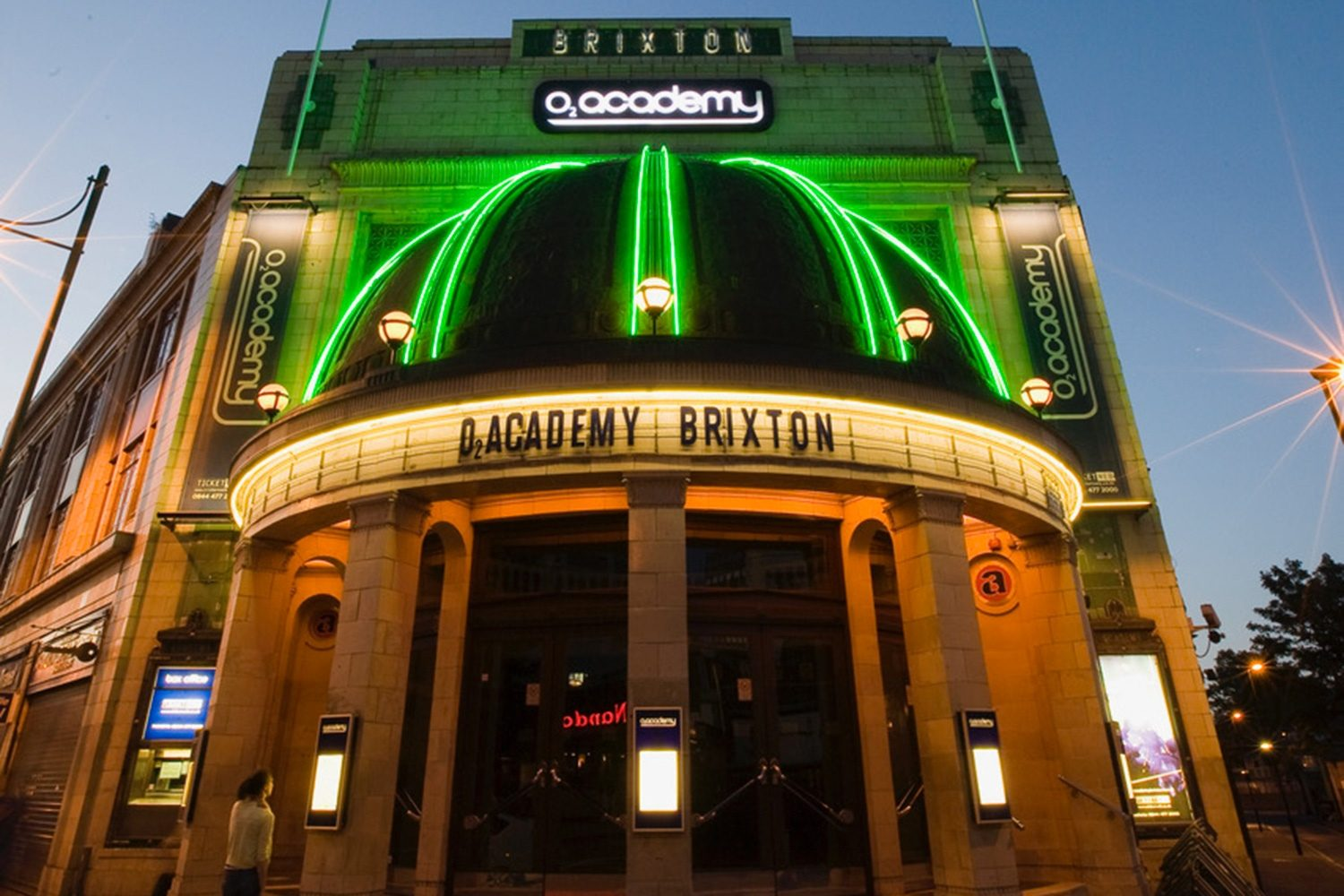 London's O2 Academy Brixton is going to start broadcasting 360° virtual reality gigs