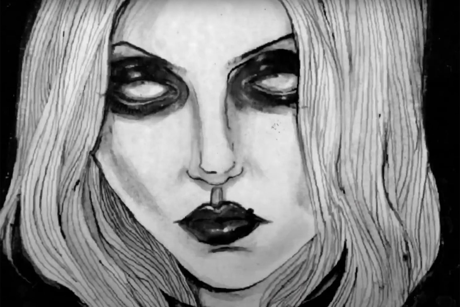 The Pretty Reckless have released a new lyric video for album title-track, 'Death By Rock And Roll'