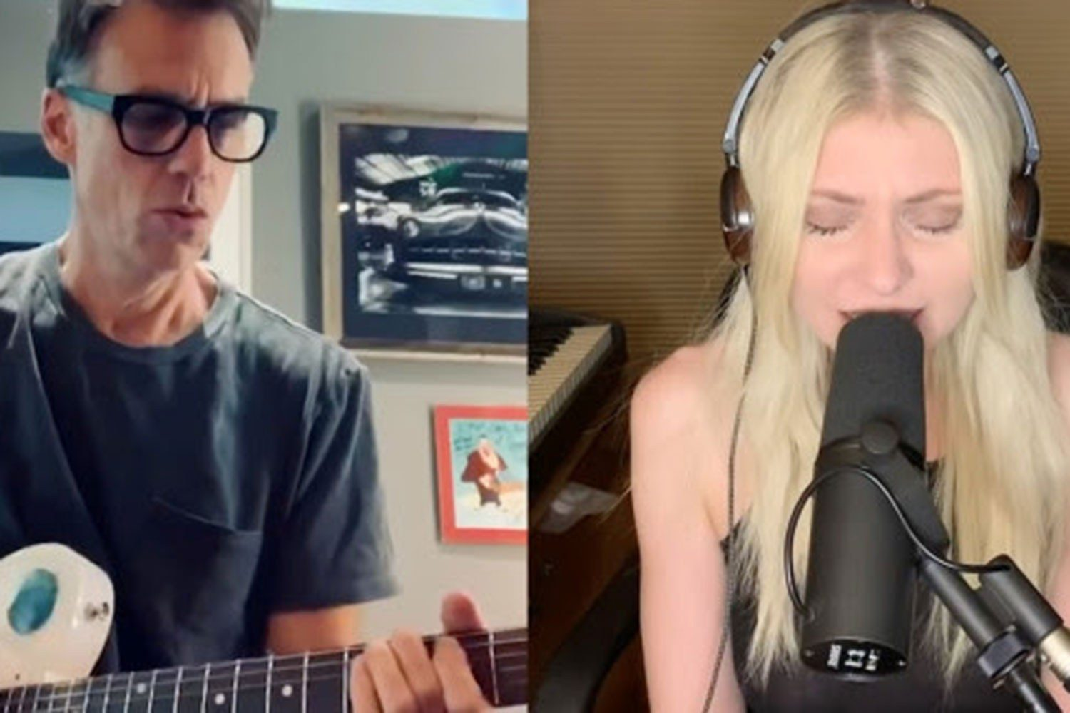 Taylor Momsen has covered Soundgarden's 'Halfway There'