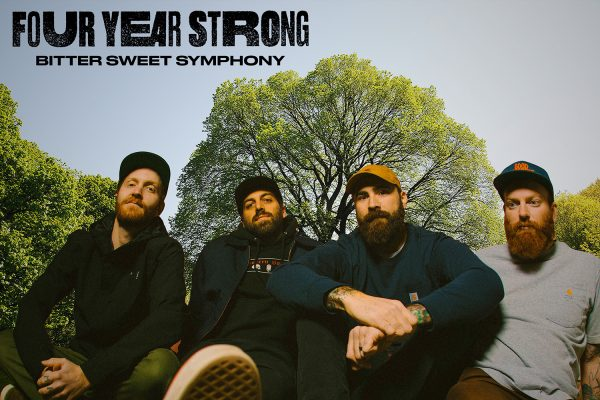 Four Year Strong have covered The Verve's 90s classic 'Bittersweet Symphony'