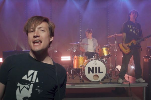 The Dirty Nil have debuted a fun new video for 'Done With Drugs'
