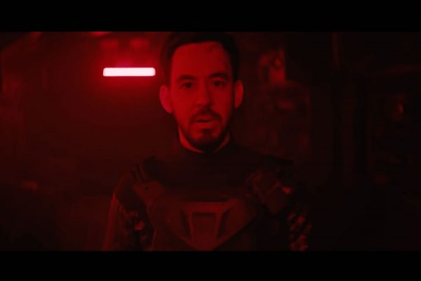 Mike Shinoda has released a video for his track 'fine', from new sci-fi film The Blackout