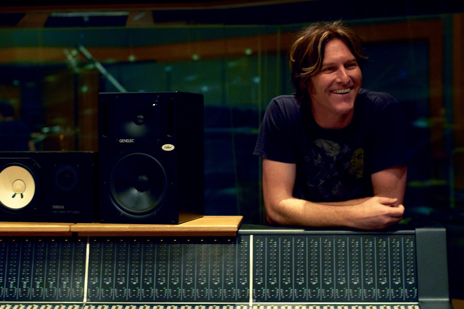 Tyler Bates talks teaming up with some of rock's greats for the Dark Nights: Death Metal Soundtrack