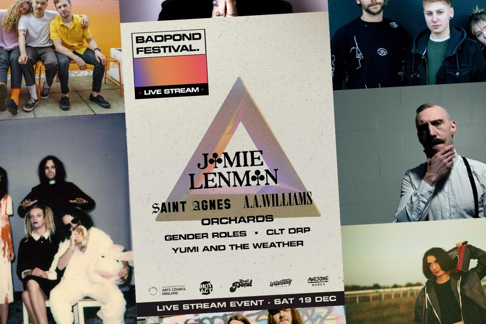 """Bad Pond Festival goes digital: """"We wanna make sure people are entertained"""""""
