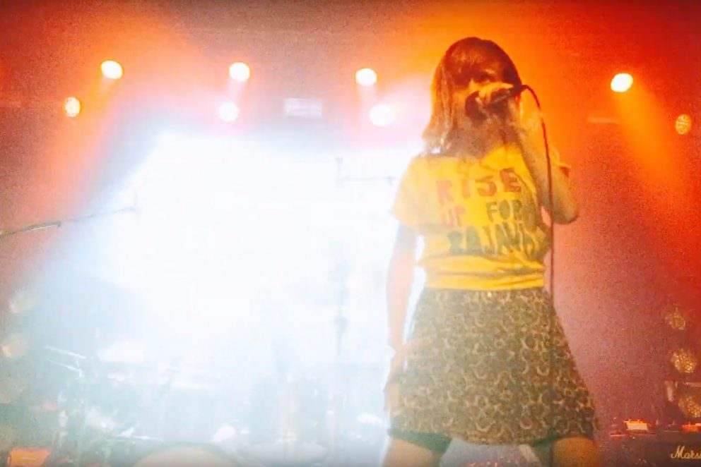 Petrol Girls are celebrating the start of their UK tour with a new video for 'Monstrous'