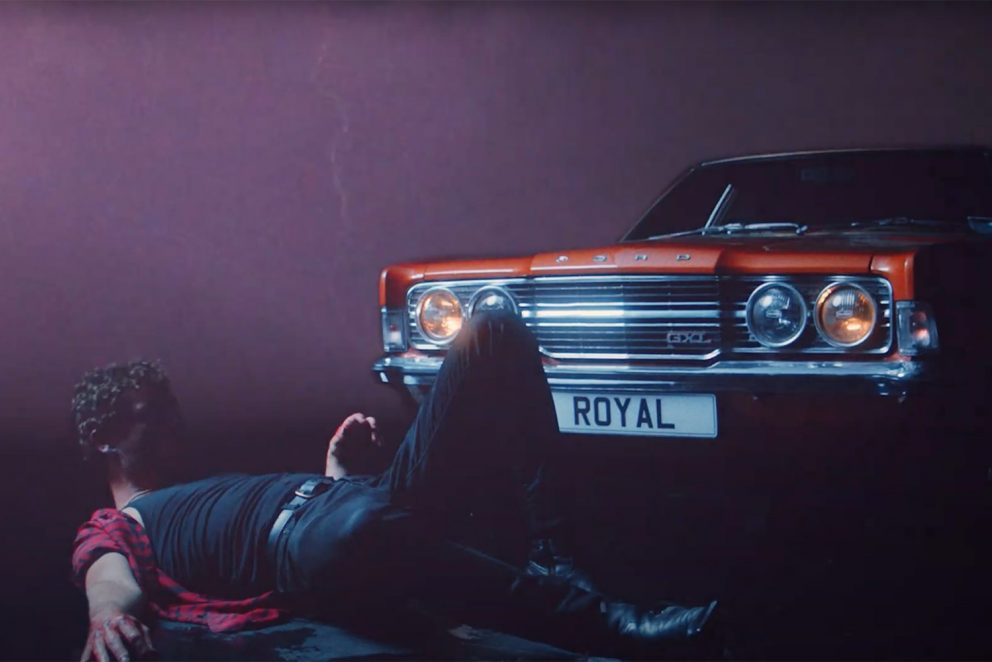 Royal Blood have released a video for their recent comeback single, 'Trouble's Coming'